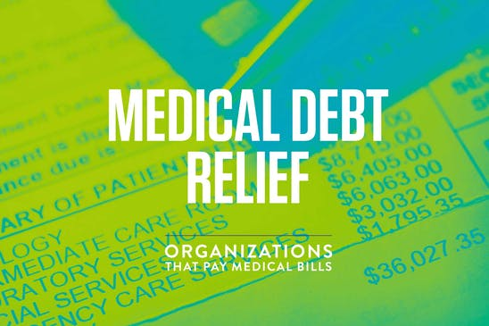 Organizations that help pay medical bills