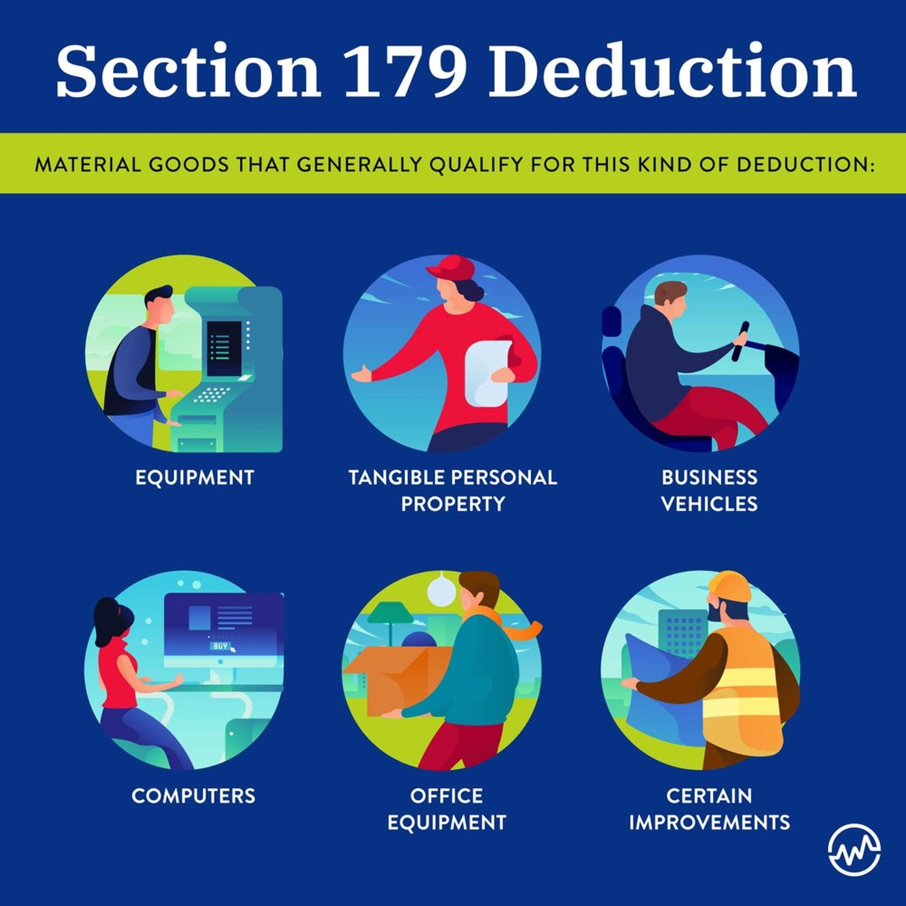 Tax strategies: Section 179 deduction that helps save money on taxes