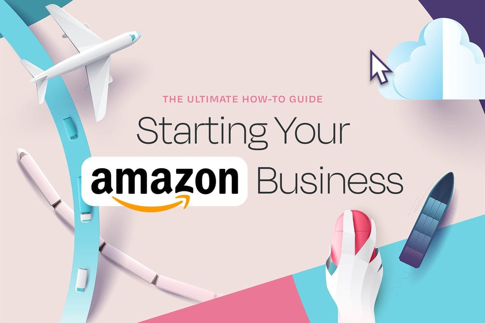 Infographic: How dropshipping works on Amazon.com