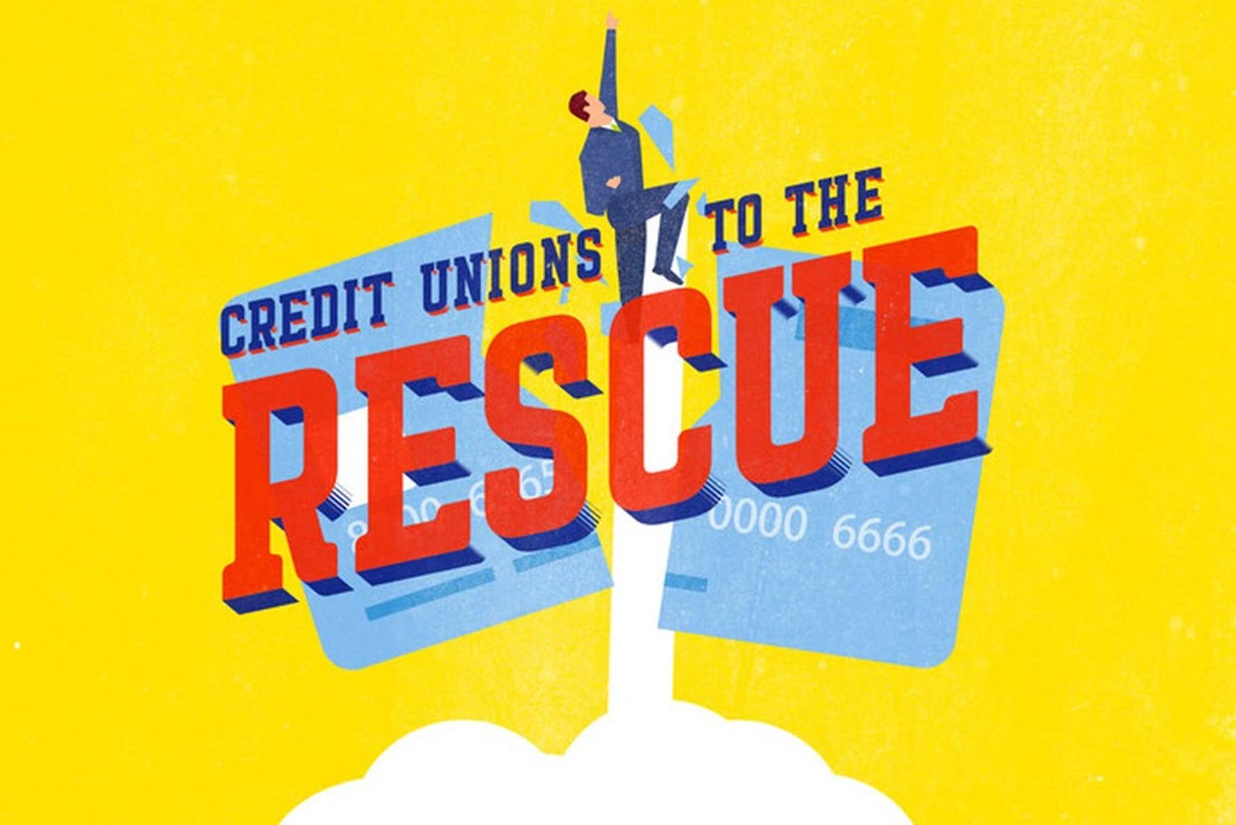 Credit union helping with your finances