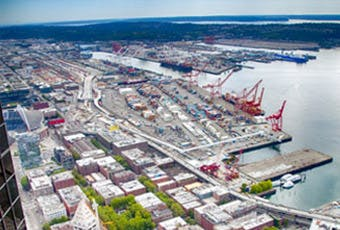 Seattle Opportunity Zone - Harbour