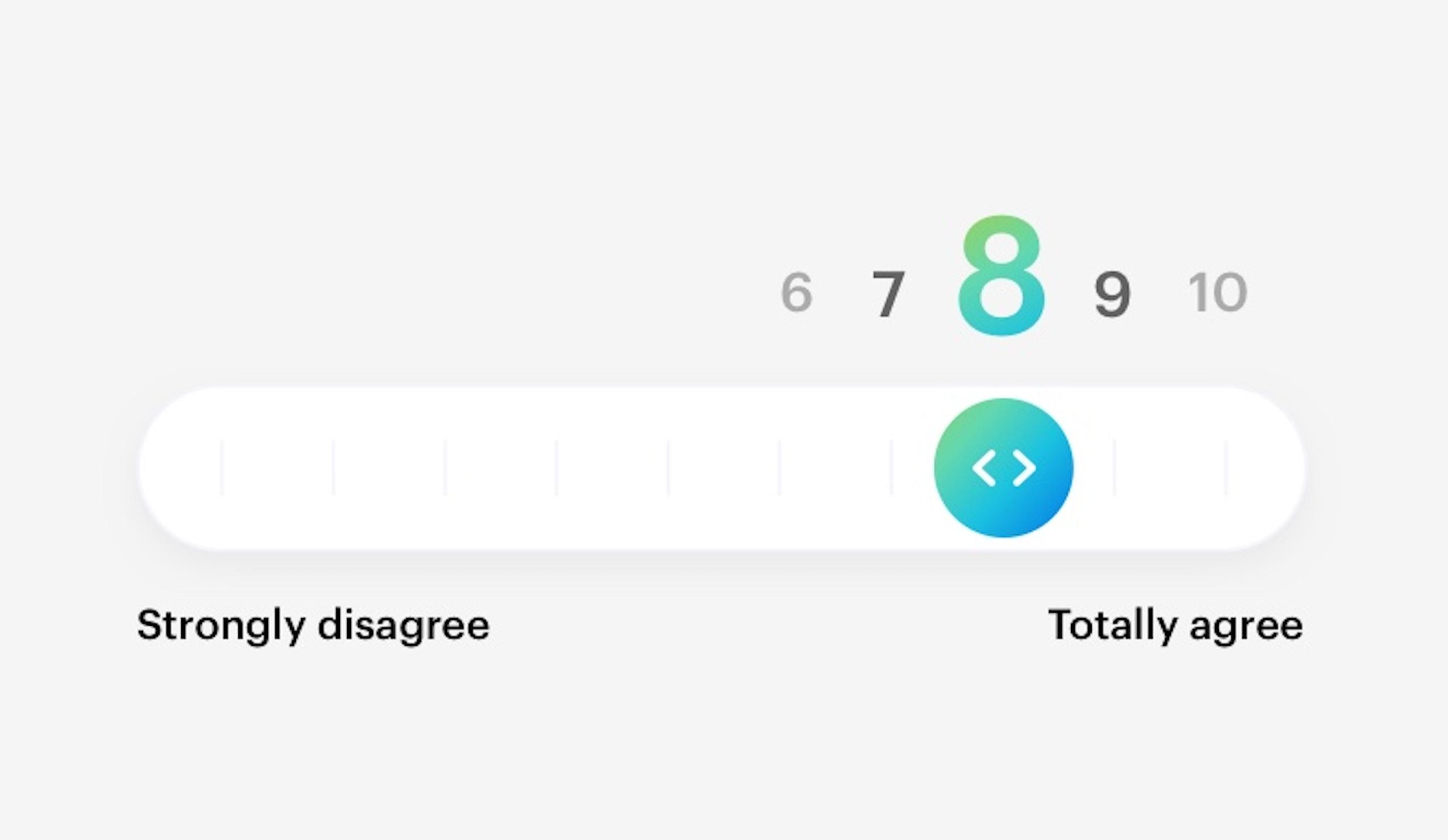 Create survey templates