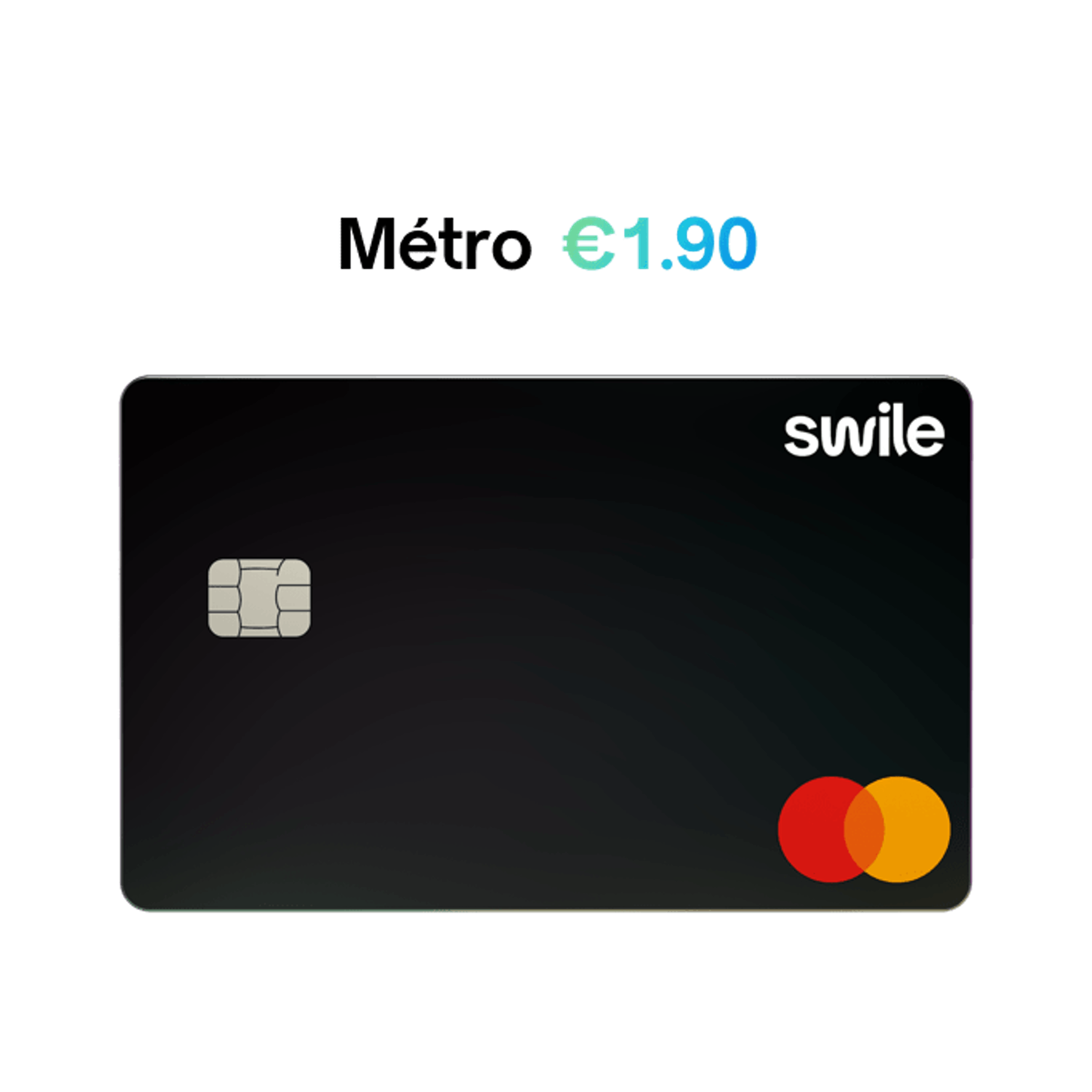 Pay with your Swile Card.