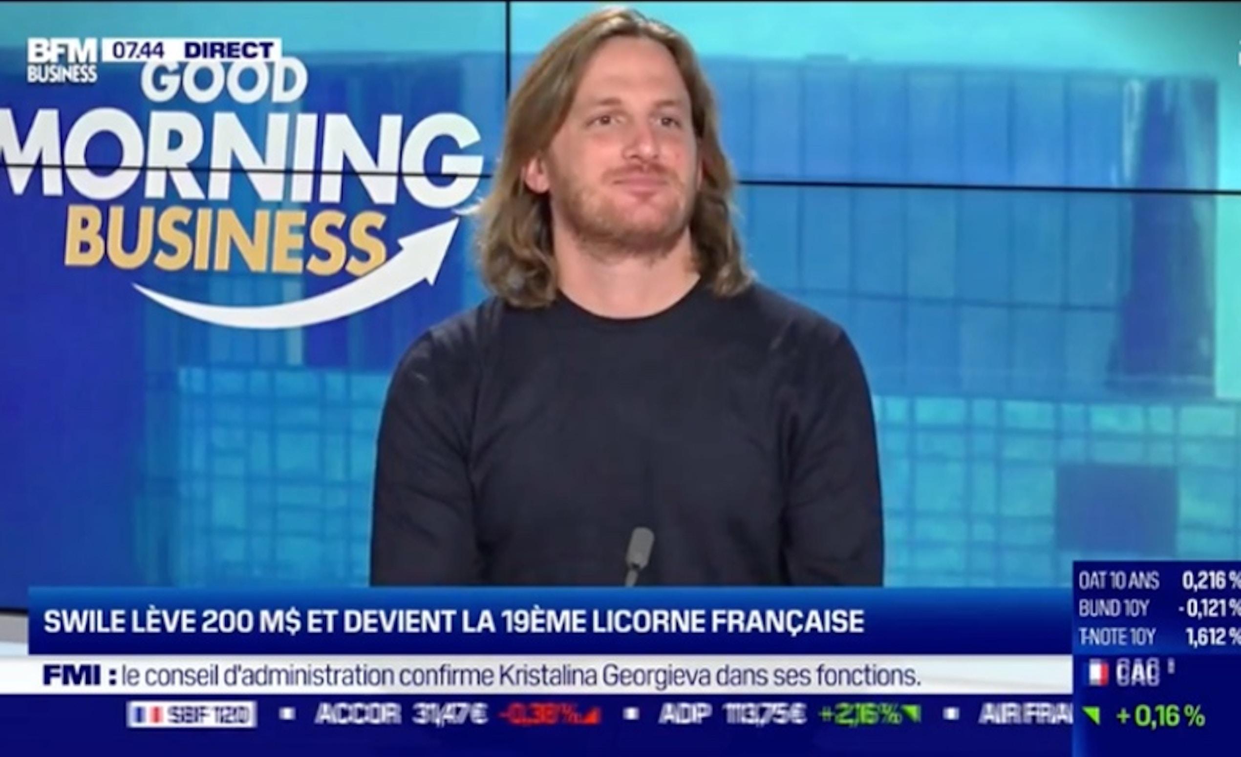 Swile, la nouvelle licorne française qui veut devenir le leader de l'expérience employé
