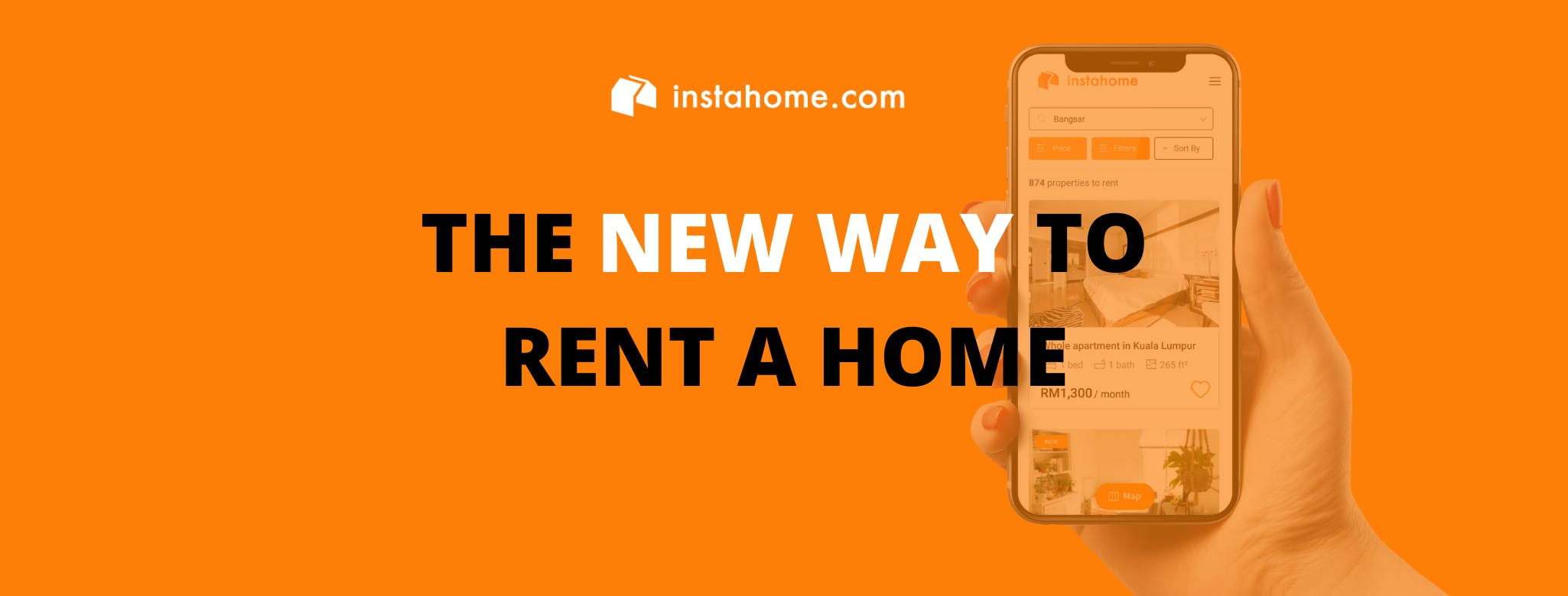 Experience The New Way to Rent A Home