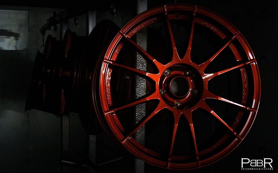 OZ. Racing Ultraleggera illusion copper