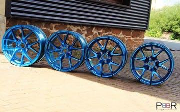 Seitronic RP5 Blau