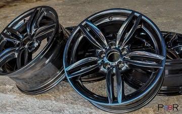 BMW M Doppelspeichen 351 Schwarz