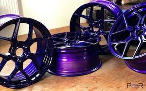 Raffa Wheels RS-01 Violett