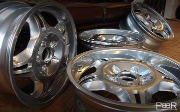 BMW Styling 24 Silber