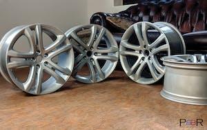 VW Tiguan Silber