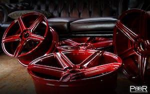 Mb Design KV1 Rot