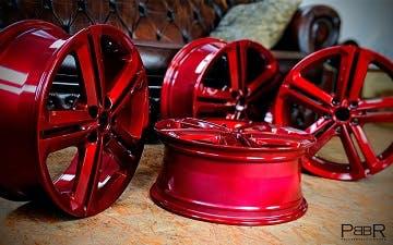 Volkswagen OEM  Rot