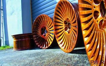 BMW Styling 176 candy orange Orange