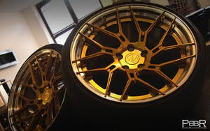 Z-Performance ZP.FORGED 5 Super Deep Concav Gold