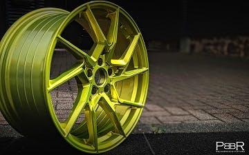 Z-Performance ZP3.1 custom finish Gold