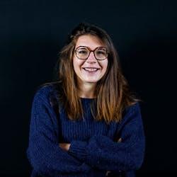 Charlotte - Cheffe de projet Média