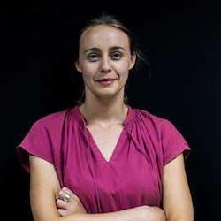 Delphine - Cheffe de projet média