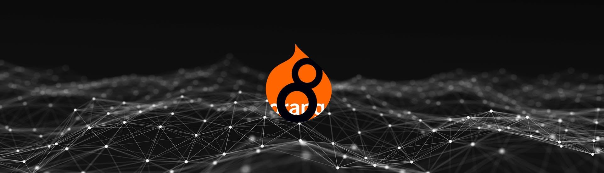 Fusion de logos Orange et Drupal 8