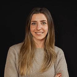 Justine - Cheffe de projet Média