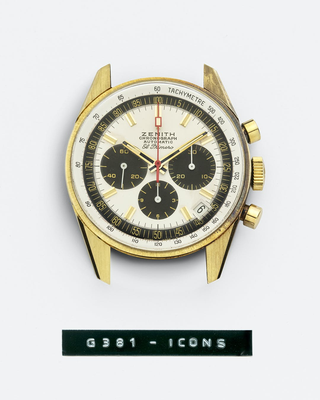 ZENITH BRINGS ITS ICONS COLLECTION OF VINTAGE WATCHES TO ITS ONLINE BOUTIQUE, BEGINNING WITH AN EXCEPTIONALLY UNTOUCHED G381 UNVEILED AT VIVATECH 2021