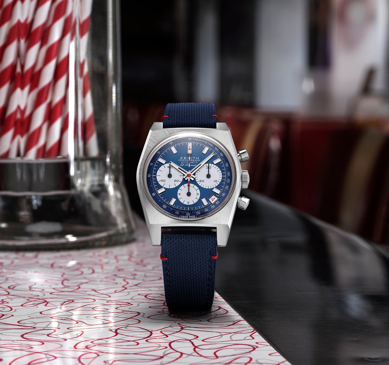 ZENITH CELEBRATES THE SIXTIES WITH ITS NORTH AMERICA-EXCLUSIVE CHRONOMASTER REVIVAL LIBERTY