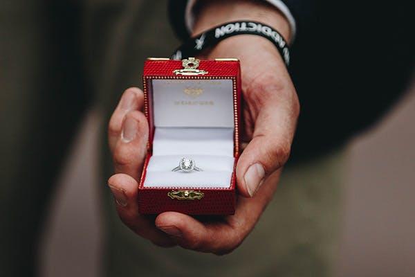 Wonderbaar De 25 origineelste huwelijksaanzoek ideeën MK-69