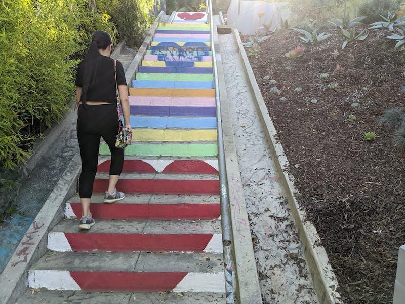 Secret Stairway Hikes