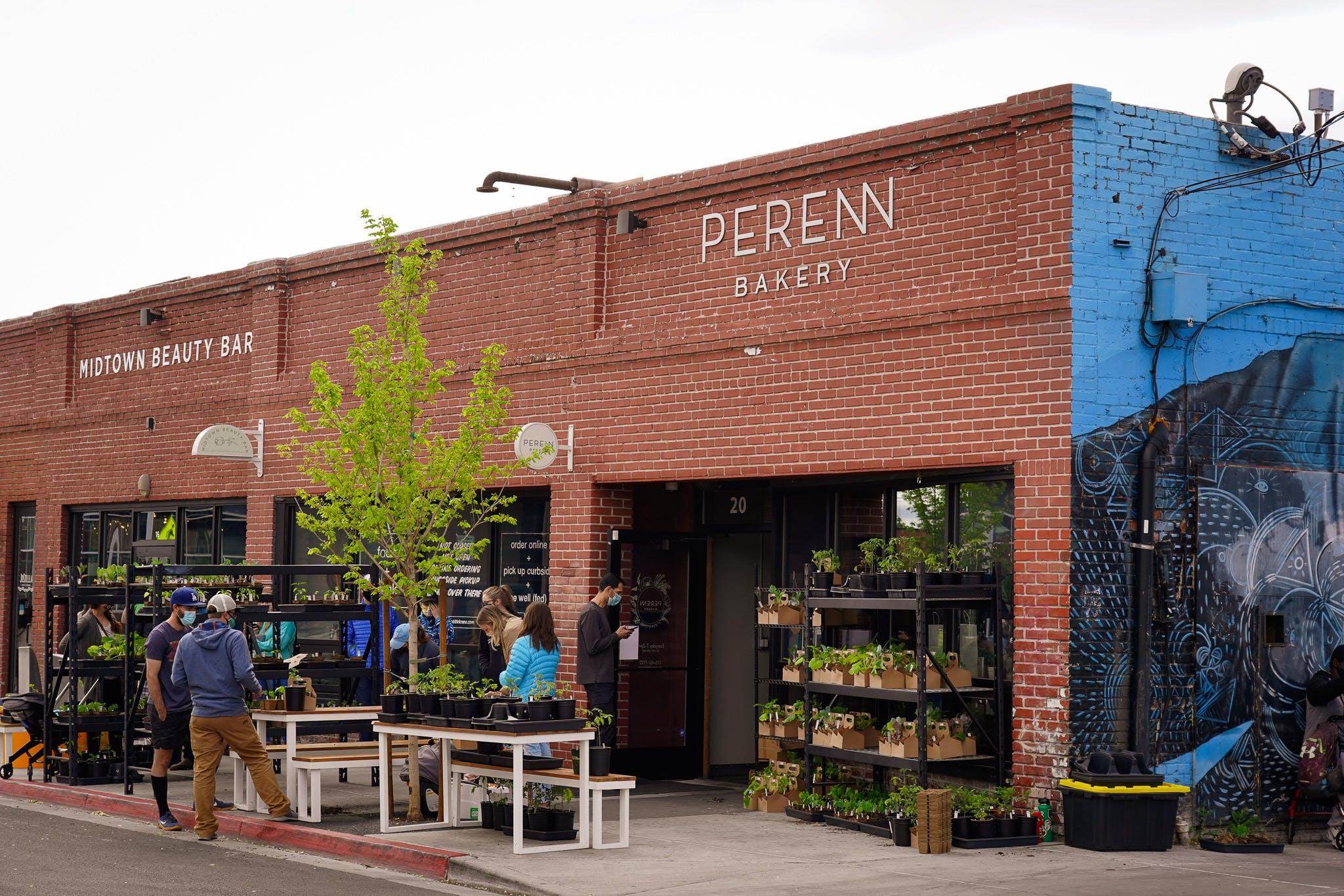 Perenn Bakery in Midtown Reno