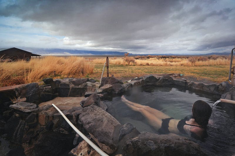 Oregon Outback Road Trip hot springs