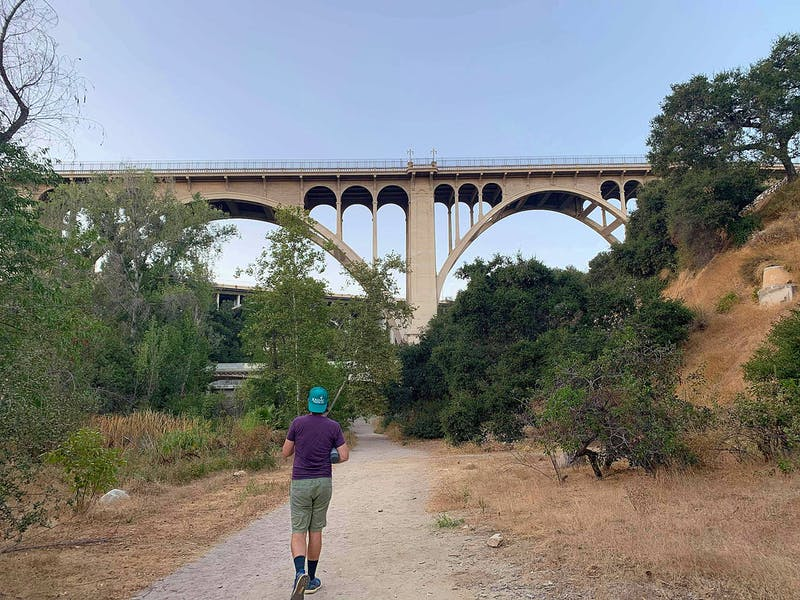 Iconic Bridge Hikes in Los Angeles and San Diego
