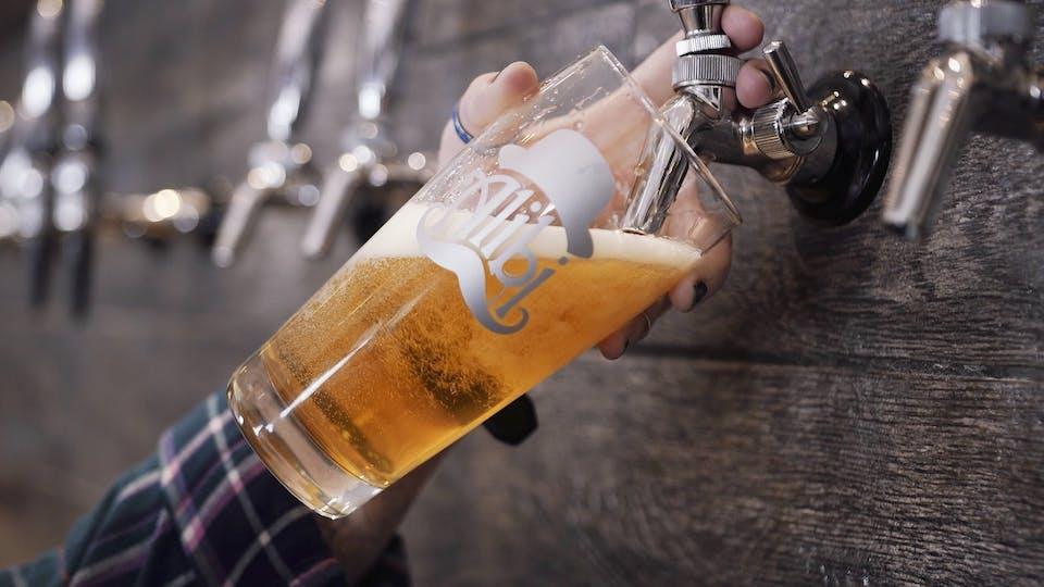 beer on tap at Alibi Reno Tahoe