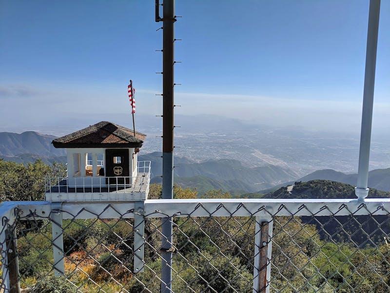 Strawberry Peak Lookout Hike