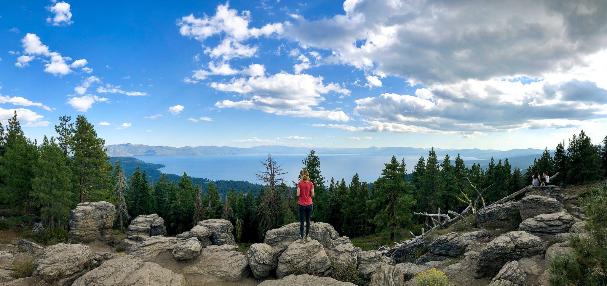 Picnic Rock Tahoe
