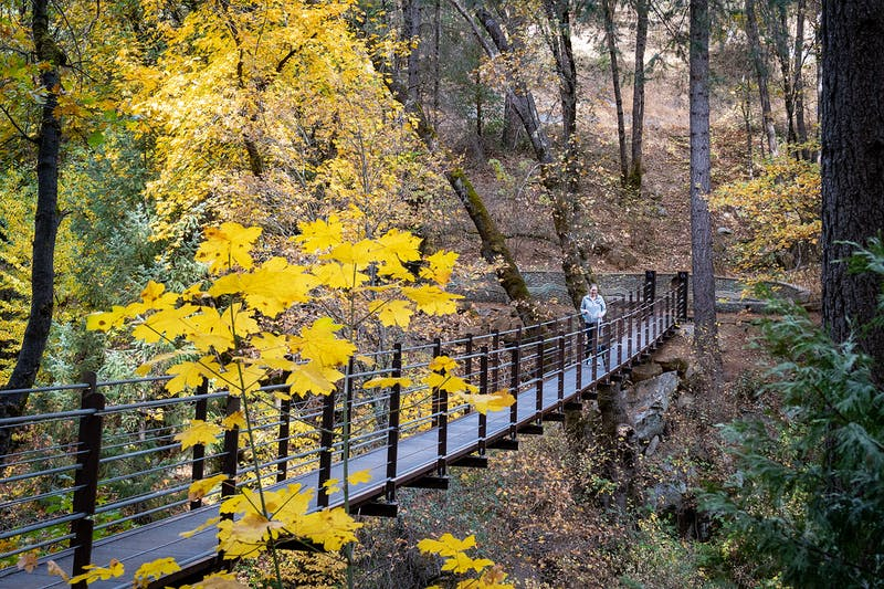 Autumn Outdoors in Apple Hill and Nevada City