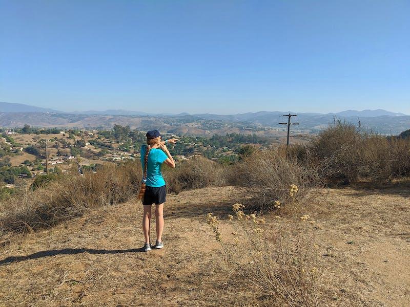 Hike Fallbrook in San Diego