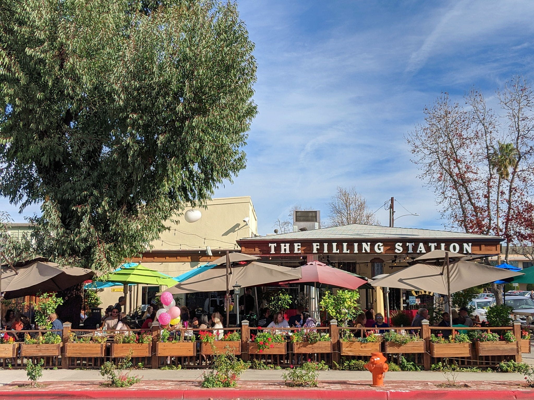 The Filling Station Old Towne Orange