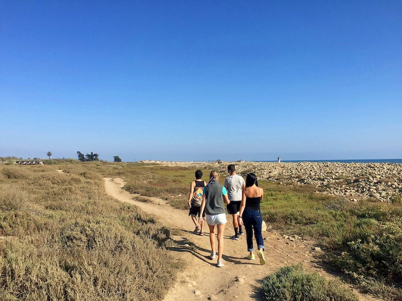 Hike the Ventura River Estuary to Emma Wood State Beach