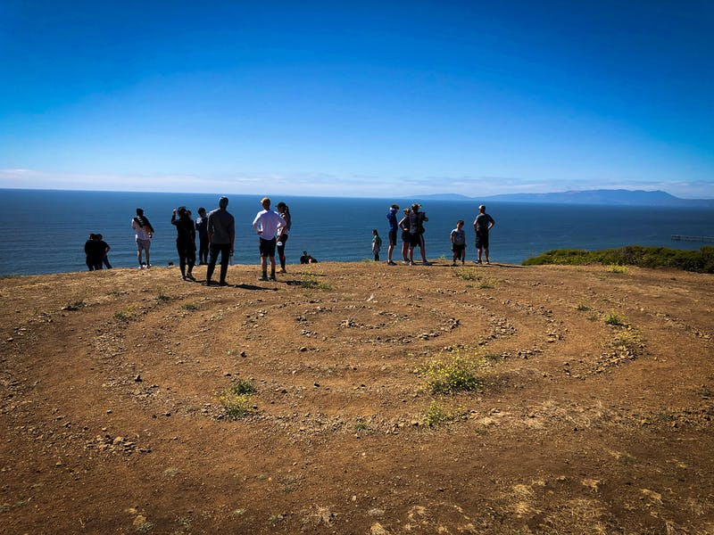 Hidden Labyrinth Hikes and Bike Rides in the Bay Area