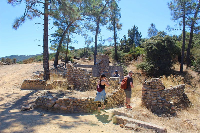 Hiking to Beek's Place in the Santa Ana Mountains