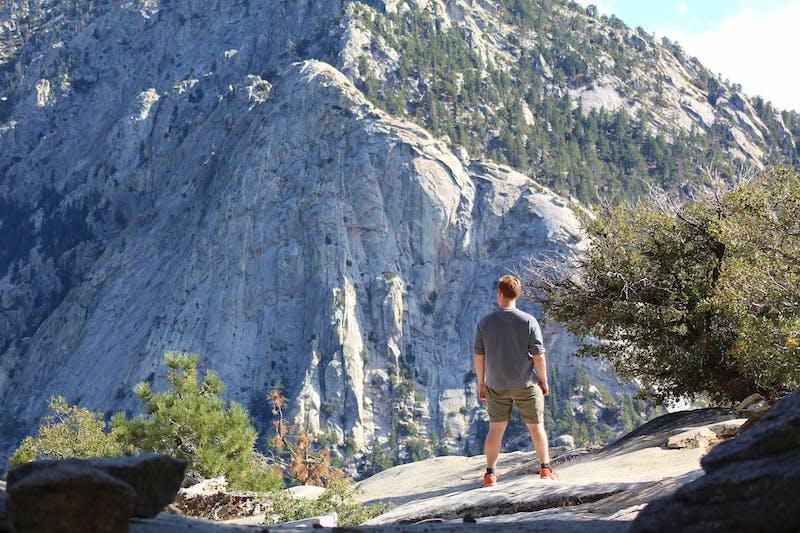 Suicide Rock Mount San Jacinto State Park