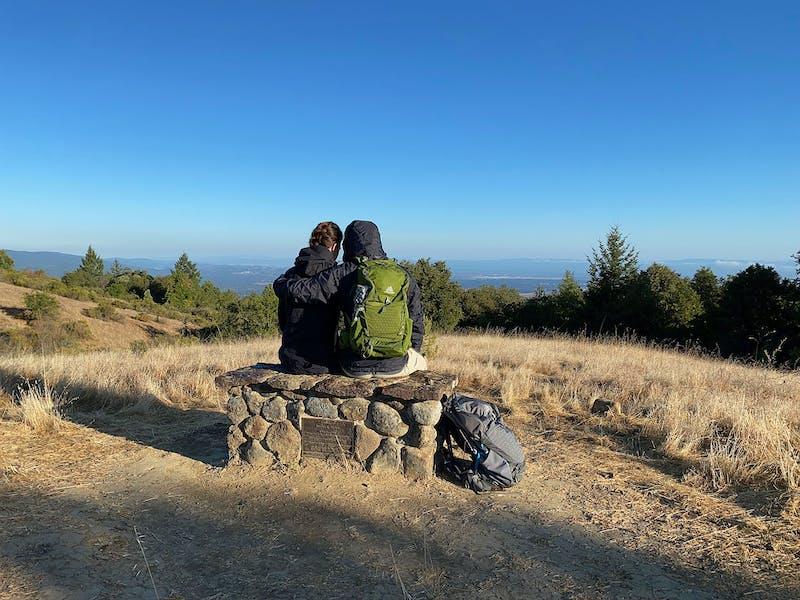 Hike Los Trancos Open Space Preserve in the Santa Cruz Mountains