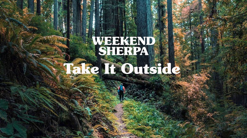 Weekend Sherpa Podcast