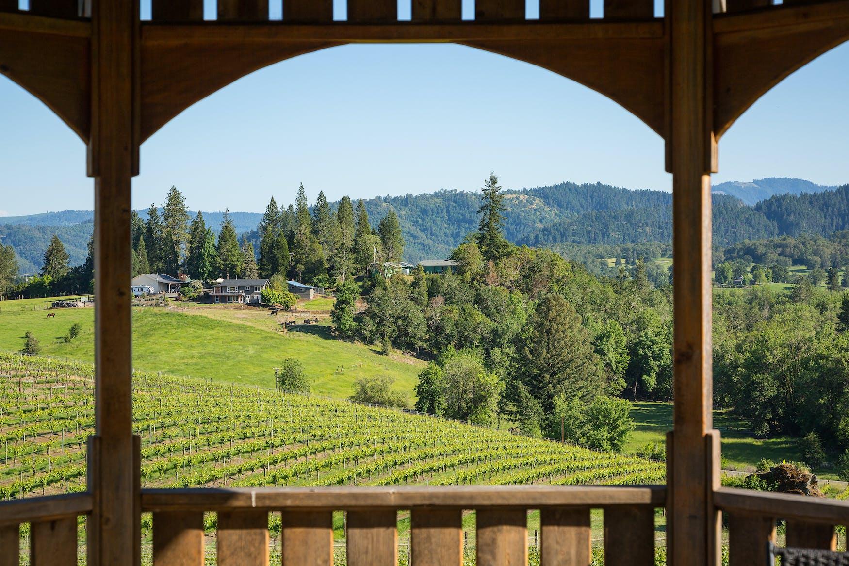 Umpqua Valley Wine Trail