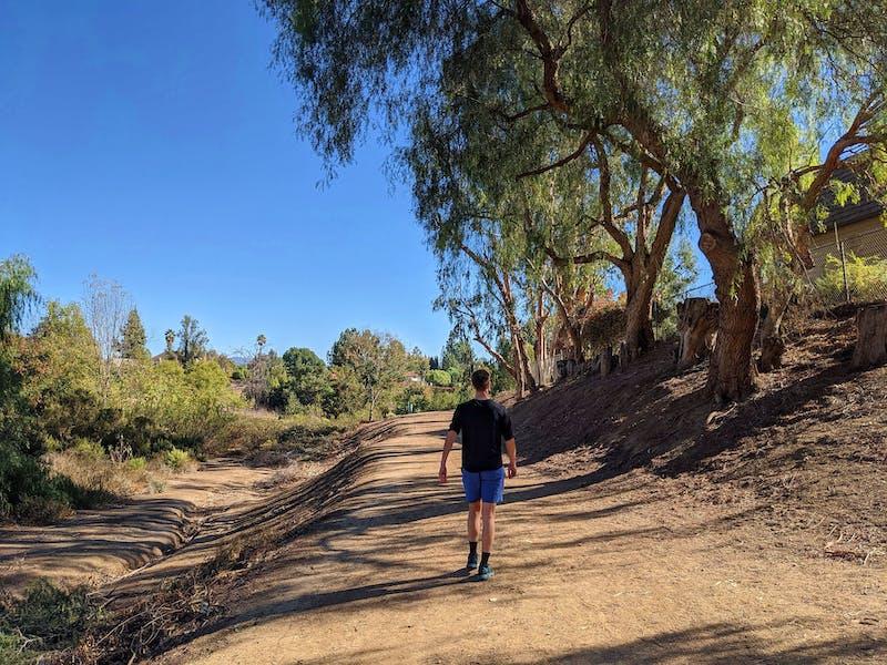 Yorba Linda Orange County Hike and La Palma Beer Trail