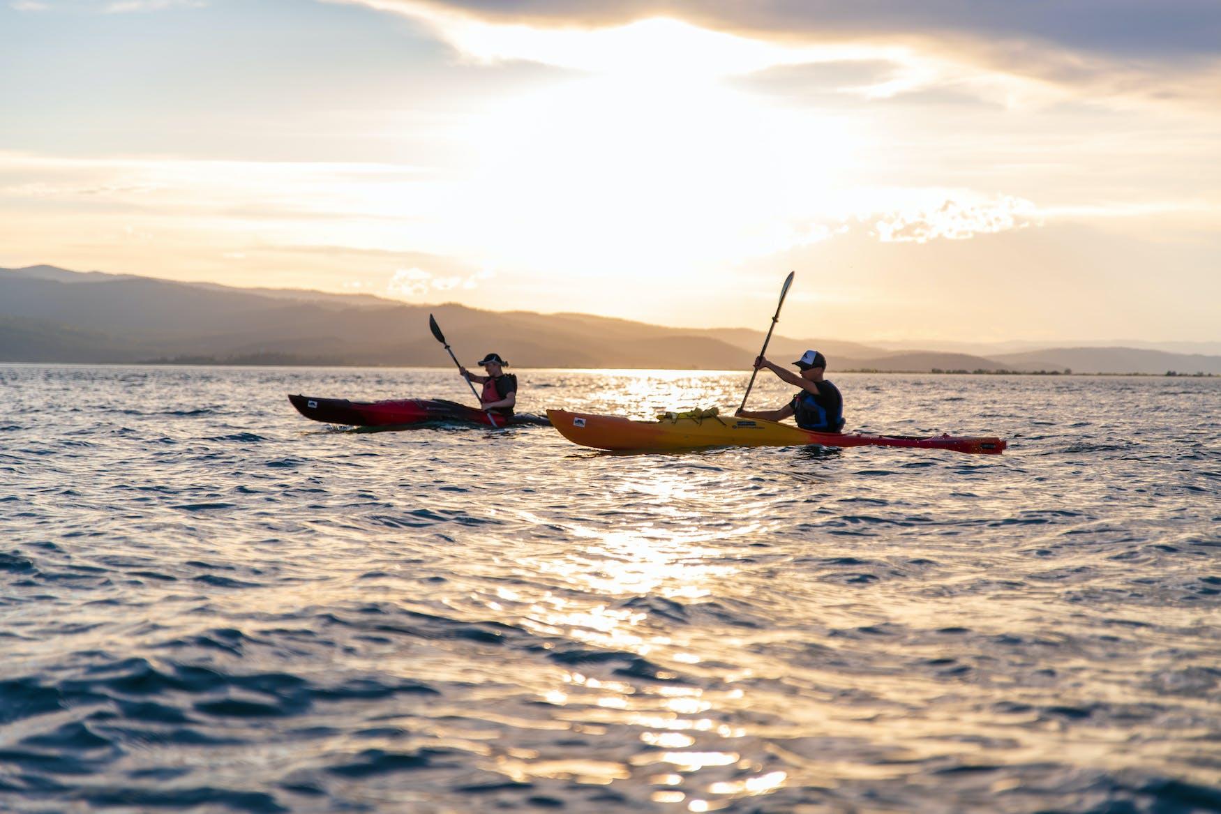 kayak Kalispell Montana