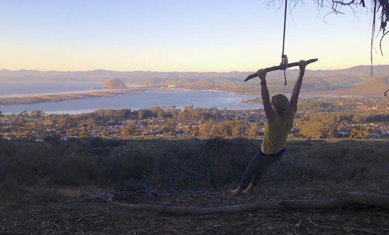 Los Osos hike to swing Morro Rock overlook