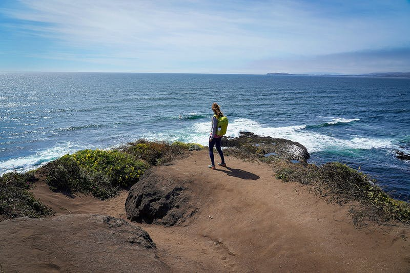 Hike Tomales Point Trail in Point Reyes