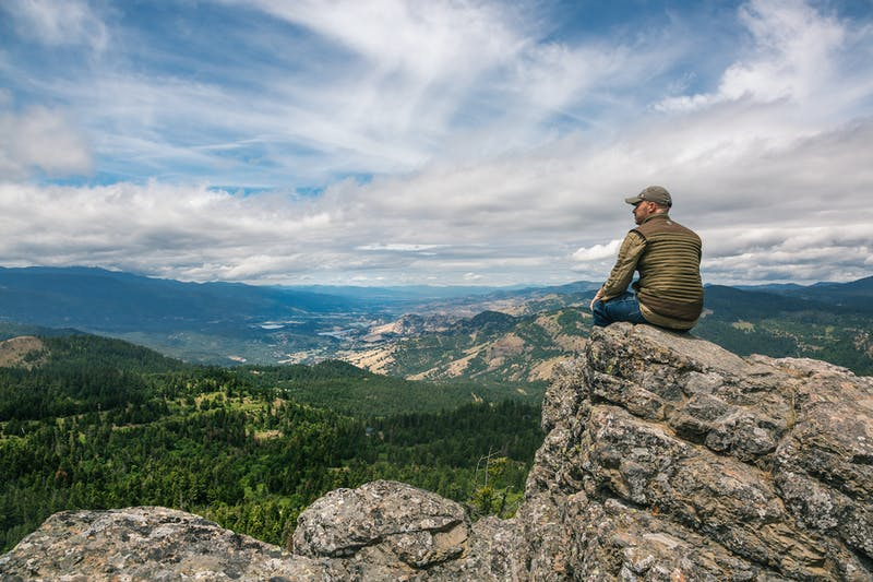 Hobart Bluff Rogue Valley Oregon Road Trip