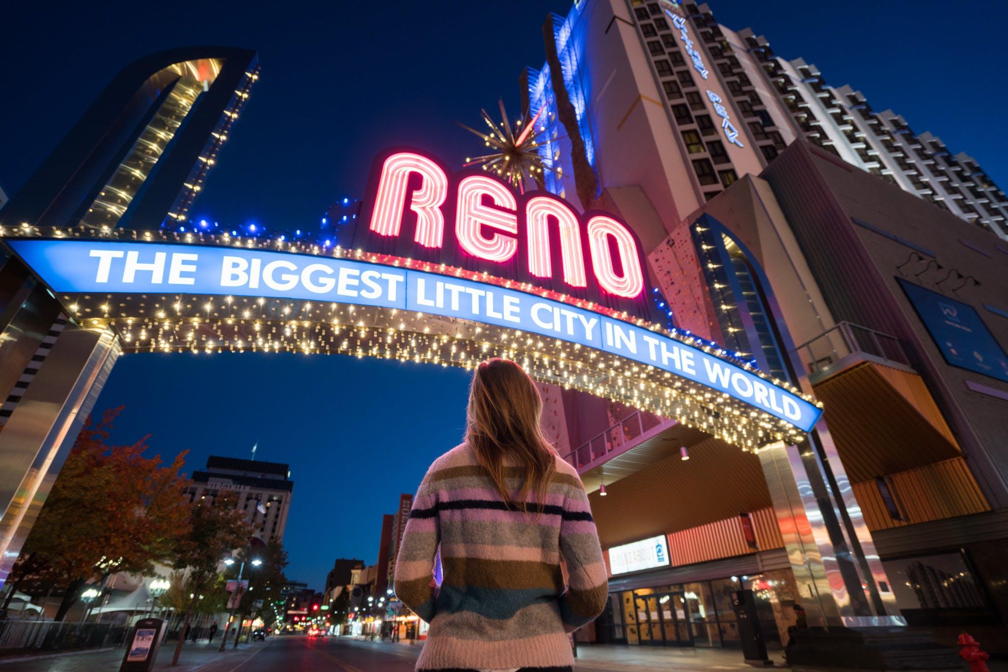 Reno Tahoe Arch